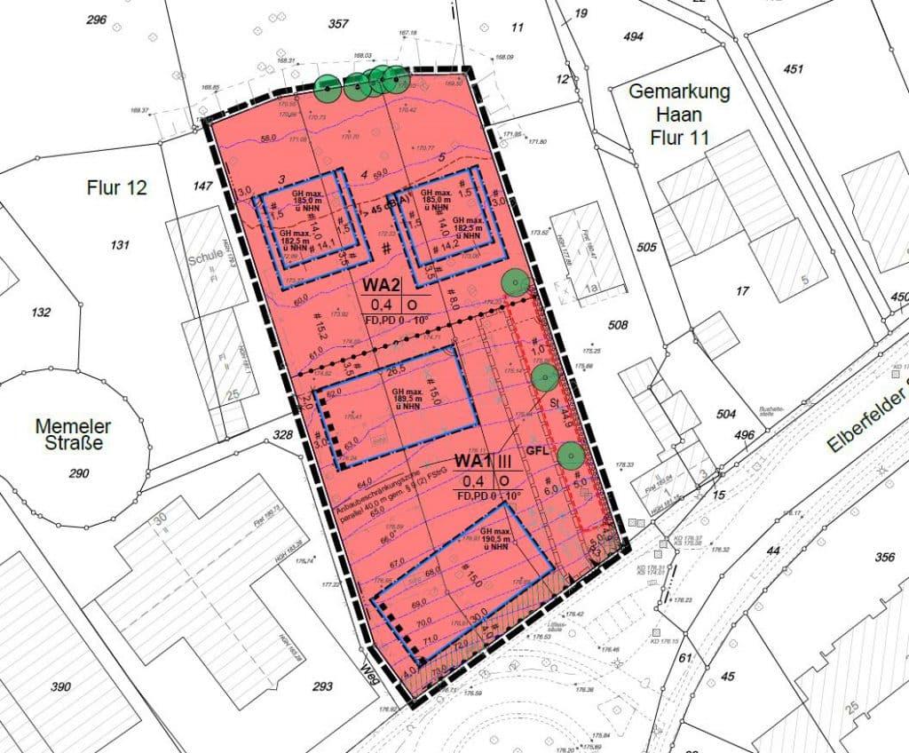 Satzungsbeschluss Bebauungsplan und Beschluss Flächennutzungsplan Berichtigung
